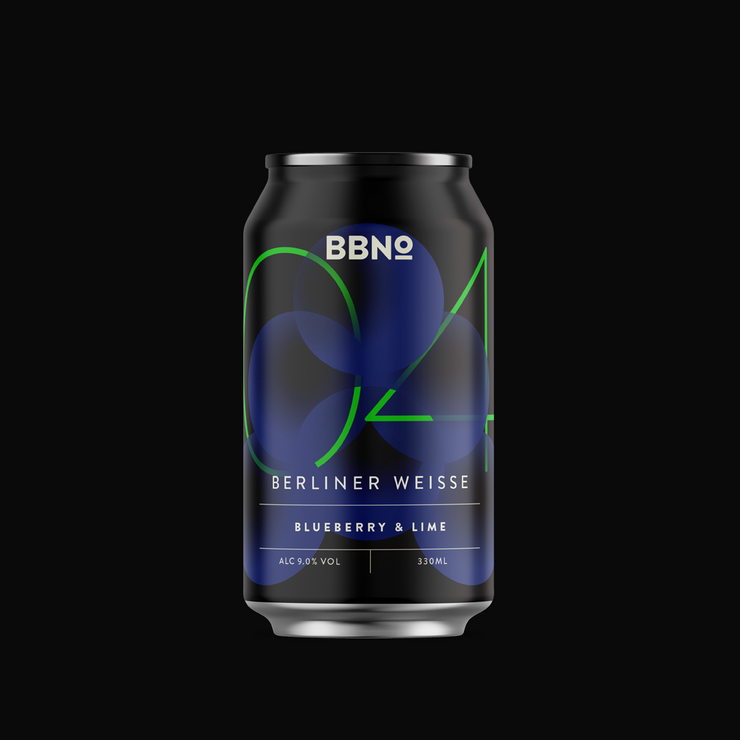 04|BERLINER WEISSE - BLUEBERRY & LIME (IMPERIAL)