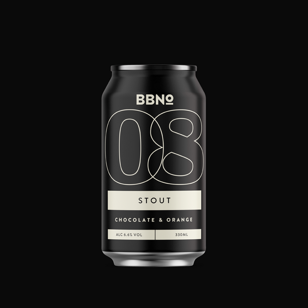 08|STOUT - CHOCOLATE & ORANGE