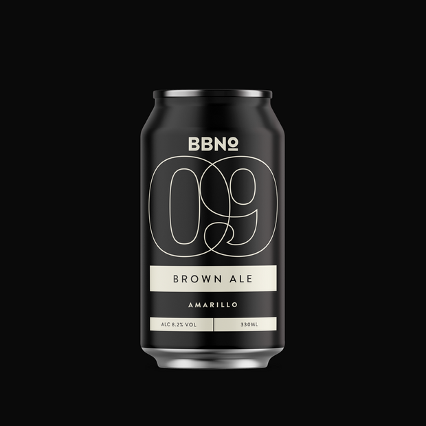 09|BROWN ALE - AMARILLO