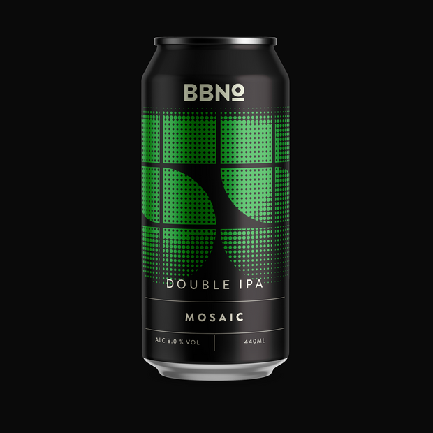 55|DOUBLE IPA - MOSAIC
