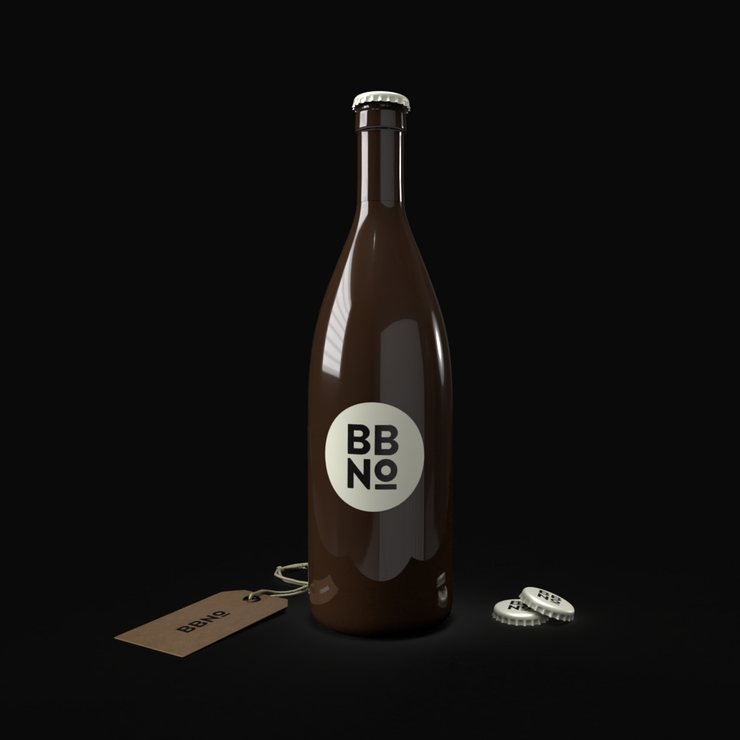05|IPA - Mosaic & Simcoe – 750ml Bottle Growler