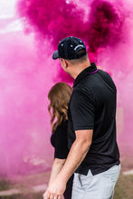 Load image into Gallery viewer, Pink Colored Smoke Bomb [90 Sec] Pull Ring Smoke Grenade