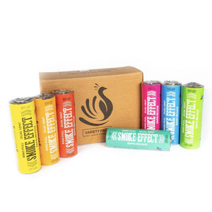 7 pack smoke bombs value smoke grenades