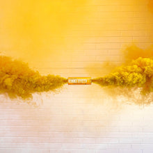 Load image into Gallery viewer, orange dual vent smoke bomb