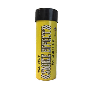 yellow smoke bomb dual vent