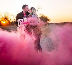 Gender Reveal Wick smoke grenade