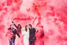Load image into Gallery viewer, pink smoke bomb colored smoke grenade