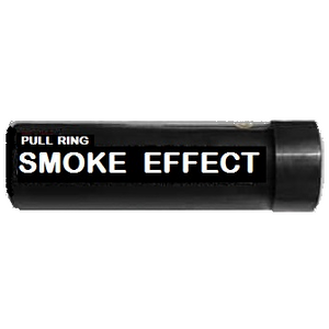 white smoke effect bomb