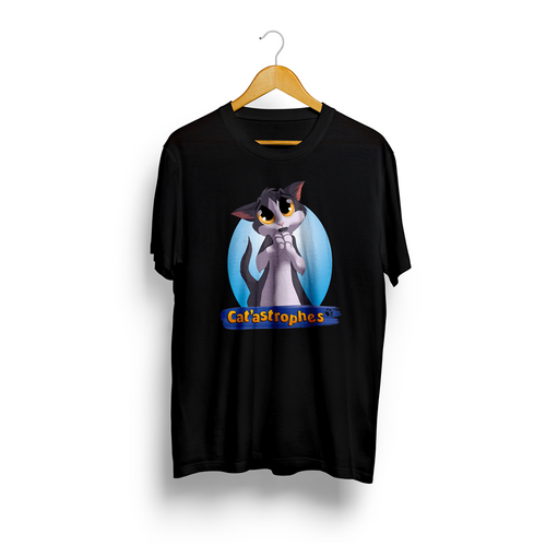 T-shirt Cat'astrophes - Kids