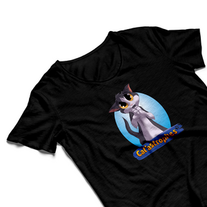 T-shirt Cat'astrophes