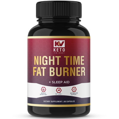 Night Time Weight Loss Fat Burner