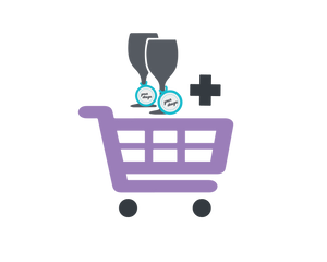 Your customer buys a Voodoo print on demand product from your Shopify store