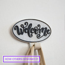 Load image into Gallery viewer, Custom Decorative Wall Hooks