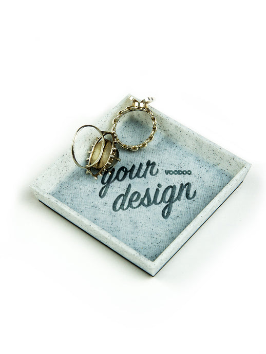 customizable catch-all jewelry dish