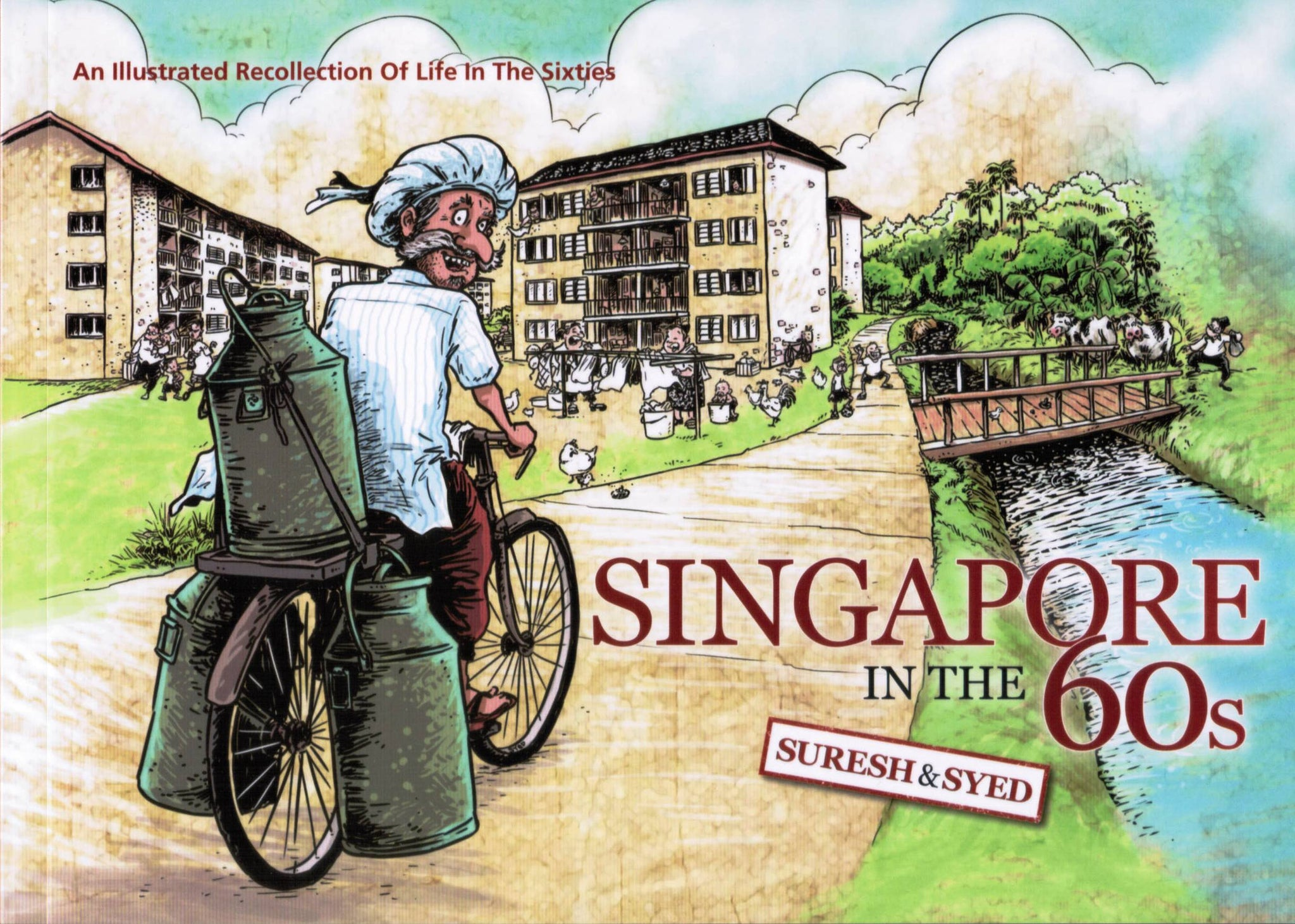 Singapore in the 60s cover