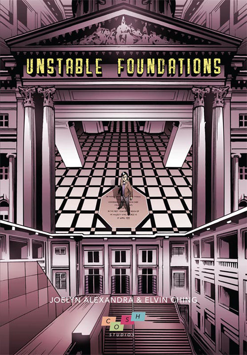 Unstable Foundations cover