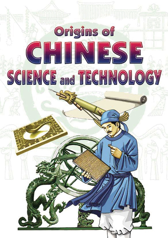 Origins of Chinese Science and Technology cover