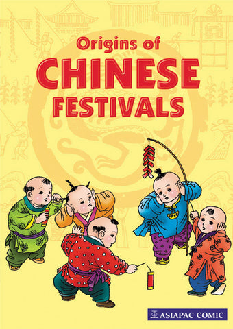 Origins of Chinese Festival cover
