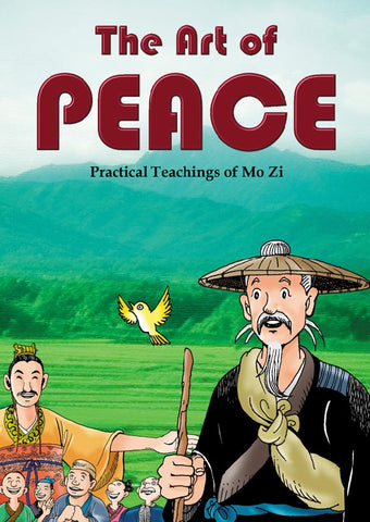 The Art of Peace cover