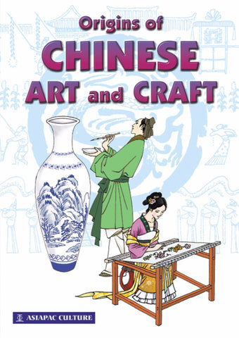 Origins of Chinese Art and Craft cover