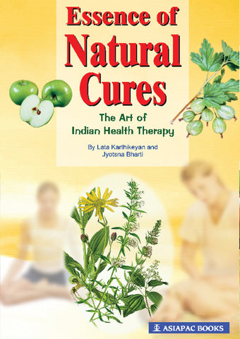 Essence of Natural Cures cover