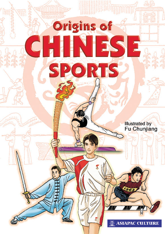 Origins of Chinese Sports cover
