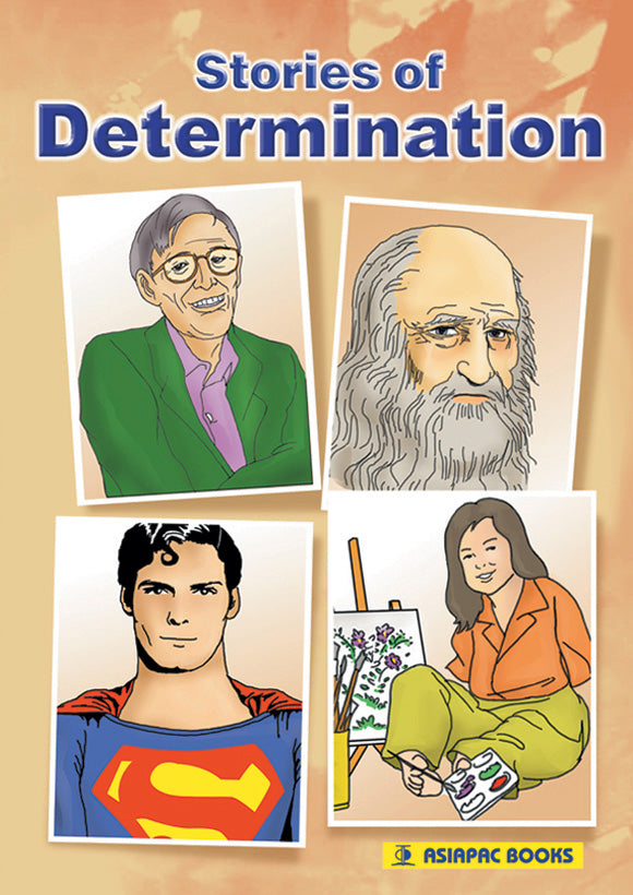 Stories of Determination cover