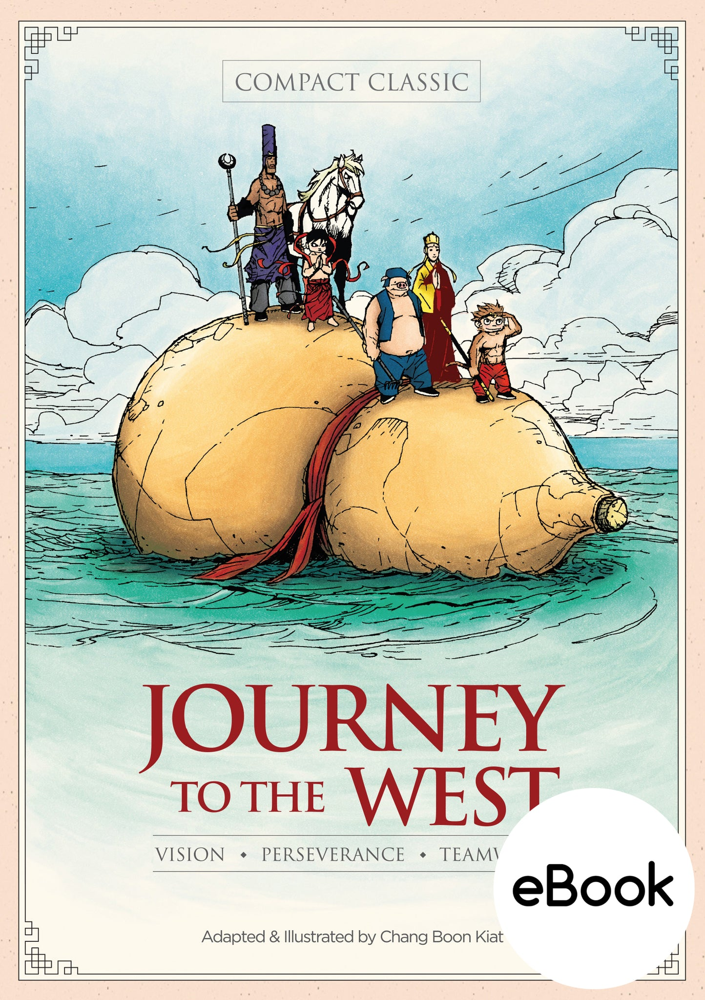 Journey to the West (eBook)