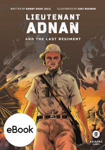 Lieutenant Adnan and The Last Regiment (eBook)