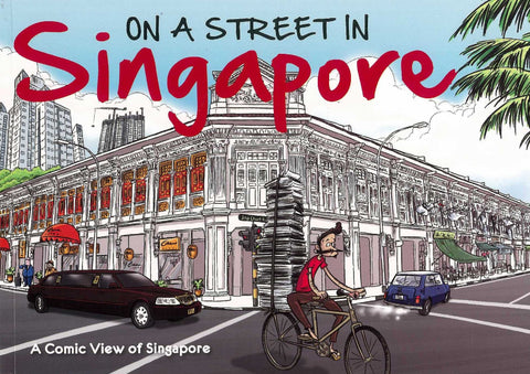 On a Street in Singapore cover