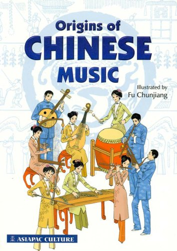 Origins of Chinese Music cover