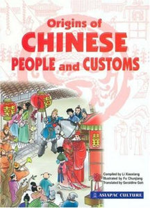 Origins of Chinese People and Customs cover
