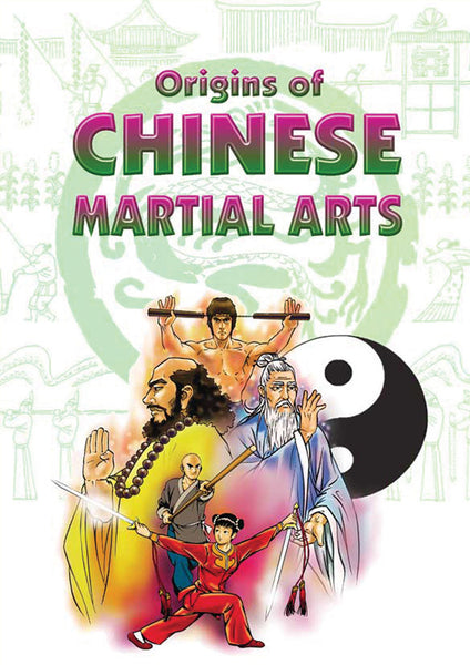 Origins of Chinese Martial Arts cover