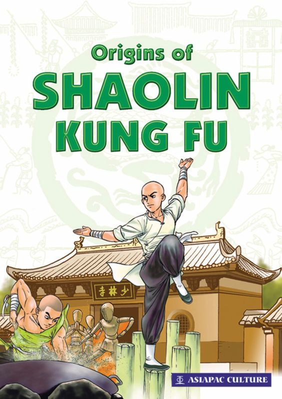 Origins of Shaolin Kung Fu cover