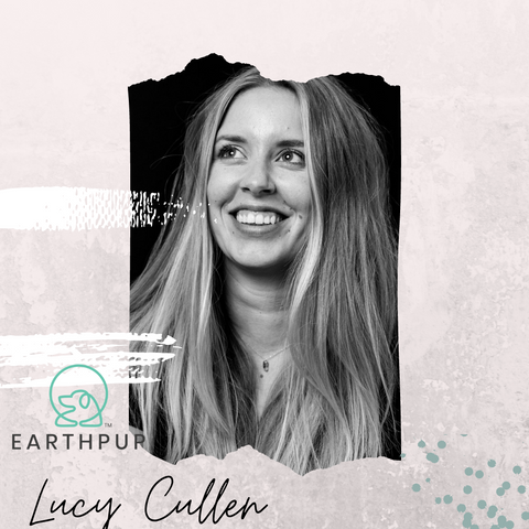Lucy Cullen EarthPup Sustainable Dog Treats