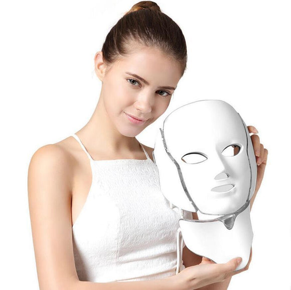 DERMAGLOW - Professional Led Light Therapy Mask