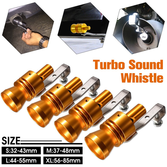 Turbo Exhaust Whistle
