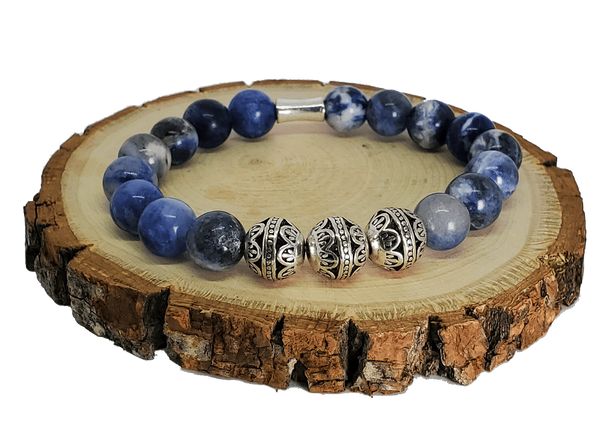 MARCAVI LIBERTY BLUE BRACELET - Men of Zen