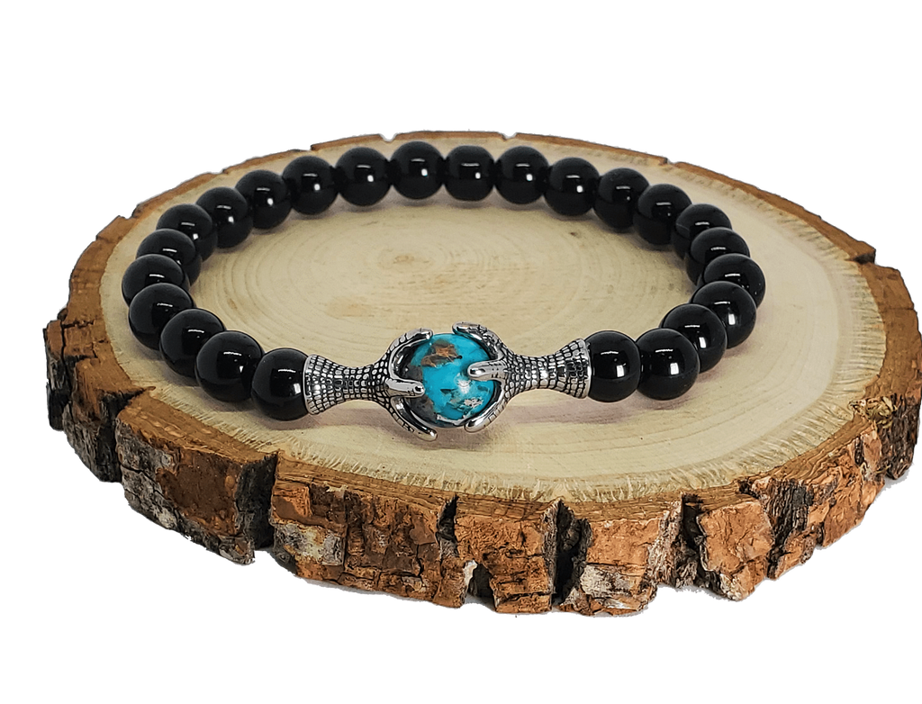 MARCAVI PEACOCK EGG BRACELET - Men of Zen