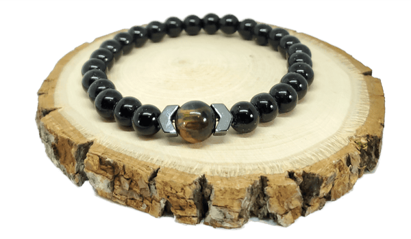 MARCAVI CENTERED EYE BRACELET - Men of Zen