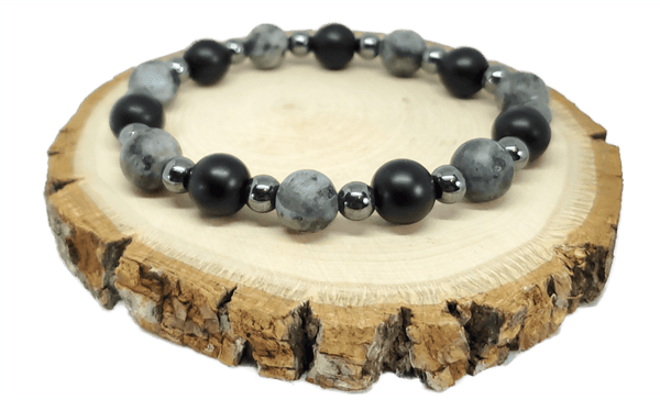 MARCAVI GROUNDED METAL BRACELET - Men of Zen