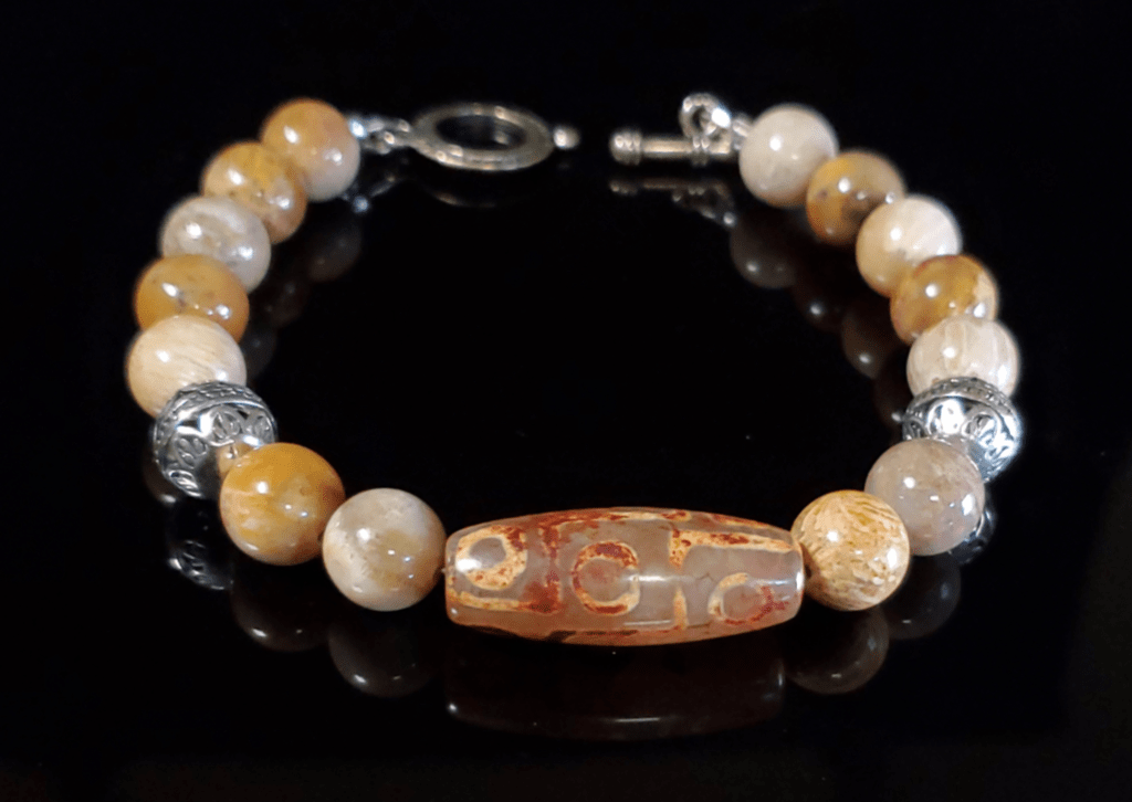ARIA MARCAVI DUNE BRACELET - Men of Zen