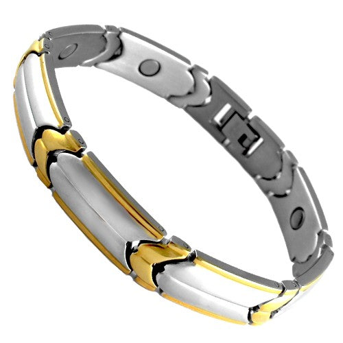 Stainless Steel Magnetic Bracelet Shield