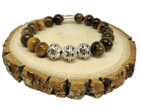 MARCAVI DEEPEST EYE BRACELET - Men of Zen