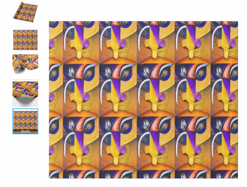 All seasons year round Fine Art Wrapping Paper
