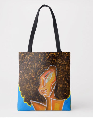 Limited Edition Double Sided Tote Bag