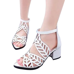 Women Sandals High Heel Casual Shoes  XWZ4486