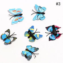Load image into Gallery viewer, 1 Pcs  Butterfly Hair Clips Formal/Casual