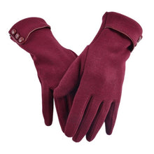 Load image into Gallery viewer, Ladies Gloves  Windproof