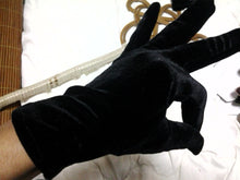 Load image into Gallery viewer, Ladies  Velvet Gloves   H80620L